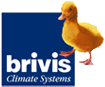 We install and recommend Brivis Heating and Air Conditioning Products